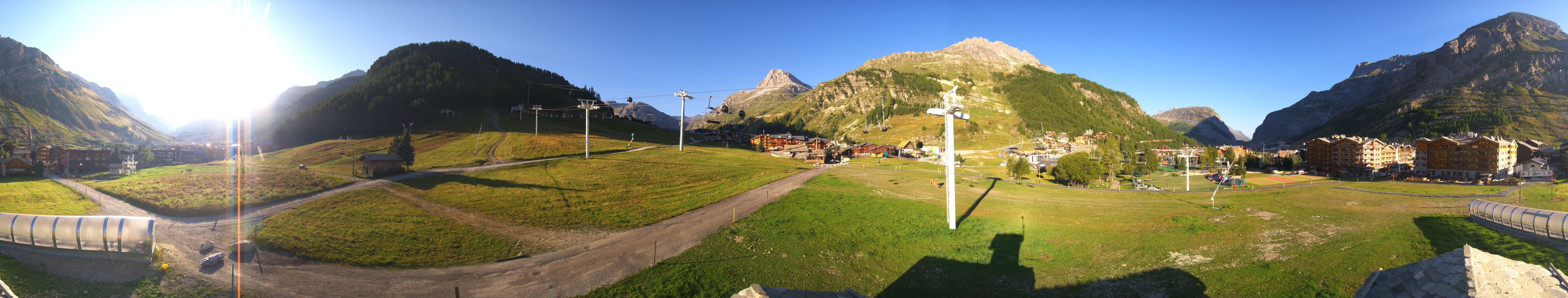 Fitness centre val disere webcam